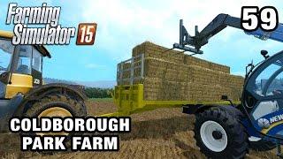 getlinkyoutube.com-Let's Play Farming Simulator 2015   Coldborough Park Farm #59