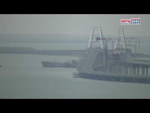 ВМС розповіли про перехід кораблів в Азовське море