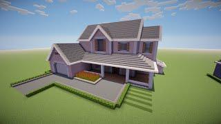 getlinkyoutube.com-Minecraft Como Fazer uma Casa