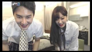 getlinkyoutube.com-[모델하우스] 나인뮤지스 경리 Dance 부분 CUT