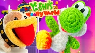 getlinkyoutube.com-Poochy & Yoshi's Woolly World - All 31 Short Movies