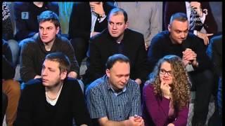 getlinkyoutube.com-Młodzież kontra 547: Stefan Niesiołowski (PO) 10.01.2016