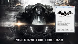 getlinkyoutube.com-Batman Akrham Knight PC -  Crash Fix, FPS Fix, Lag Fix (RM-Extraction Download)! HOT!