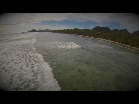 A few aerial clips of the beautiful island of Kosrae. - Courtesy of OceanIslandTravel.com
