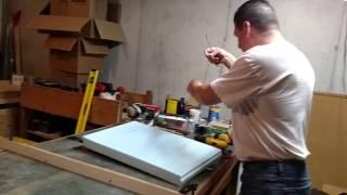 getlinkyoutube.com-The Ultimate Hot Wire foam cutter! Part 1