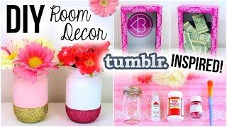 getlinkyoutube.com-DIY Room Decor! Tumblr Inspired ♡