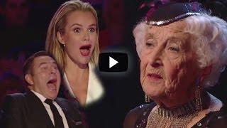getlinkyoutube.com-Abuela De 80 Años Fue Humillada En Publico… Después De Unos Minutos Deja A Todos Con La Boca Abierta