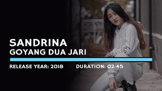 Sandrina   Goyang Dua Jari (Lyric)