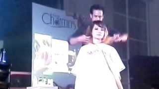 getlinkyoutube.com-Hair Show Đánh Thức Đam Mê ...TP Hue ( Chuyen Gia Kanac )