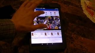 getlinkyoutube.com-Android Lollipop Settings and NBA League Pass Demo on the T-Mobile Nexus 9 tablet