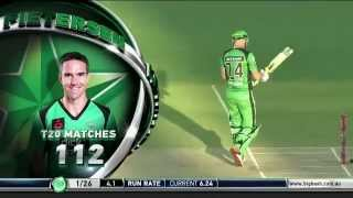 getlinkyoutube.com-Kevin Pietersen does a Dhoni in Big Bash