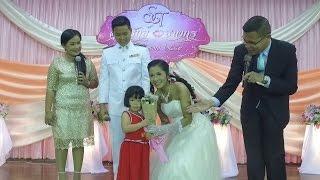getlinkyoutube.com-น้องถูกใจ   รับดอกไม้ในงานแต่งงานครั้งแรก