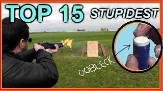 getlinkyoutube.com-TOP 15 - STUPIDEST Shotgun round ideas - OH BOY!