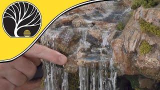Model Waterfalls and Rapids - Model Scenery | Woodland Scenics