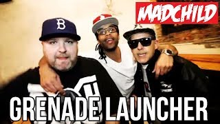Madchild - Gernade Launcher (feat. Slaine & Prevail)
