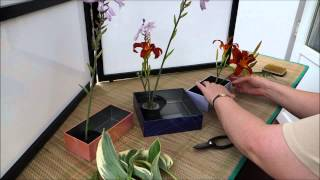 getlinkyoutube.com-Ikebana in 10 minutes!