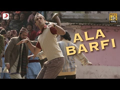 Ala Barfi! - Barfi! Official HD New Full Song Video feat. Ranbir Kapoor, Priyanka Chopra, Ileana
