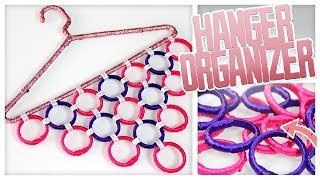 getlinkyoutube.com-DIY Hanger Wardrobe Organizer! - Do It, Gurl