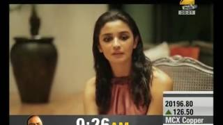 Trailblazers : Alia Bhatt as Brand Ambassador of Gionee India and its success story width=
