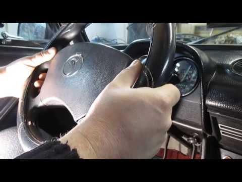 Где в Chevrolet Niva подшипник рулевого вала