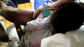 getlinkyoutube.com-Labor and Delivery~March 3-4, 2013~MommyLoveX2 Vlog #25