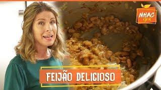 Receita de Feijão | Rita Lobo | Cozinha Prática