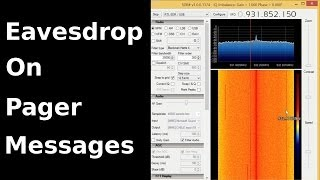Fast Hacks #20 - Eavesdrop on Pager Messages with RTL SDR