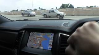 getlinkyoutube.com-FORD RANGER 2015MC 2.2 wildtrak INTERFACE+MIRROR LINK WIFI BY เพชรประดับยนต์