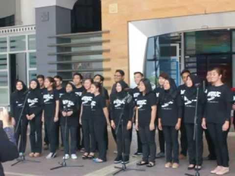 Getaran Jiwa by Rendezvous Choir (UiTM) - Live Wanita Hari Ini @ Sri Pentas