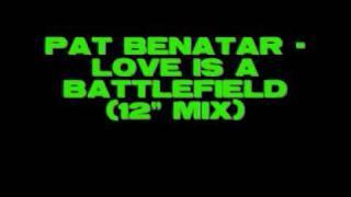 getlinkyoutube.com-Pat Benatar - Love Is A Battlefield (extended version)