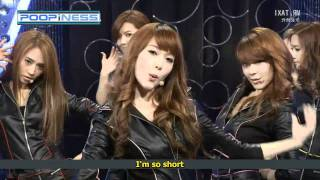 getlinkyoutube.com-SNSD - Mr Taxi Parody by Poopiness [ENG]