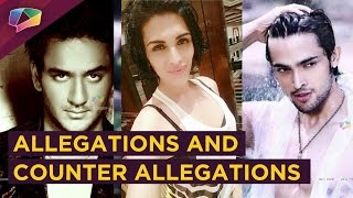 getlinkyoutube.com-Parth Samthaan and Gauri Arora speak about the recent controversy about them
