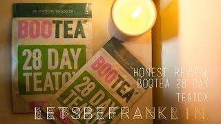 getlinkyoutube.com-REVIEW | Bootea 28 Day Teatox! letsbefranklin. ♥