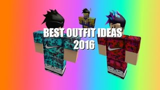 getlinkyoutube.com-Roblox - BEST OUTFIT IDEAS 2016 (BOYS AND GIRLS) NEW!