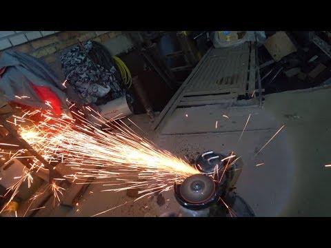 Замена топливного и воздушного фильтра Ml 320 CDI w164