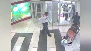 Vídeo completo del asalto a un banco en Tegucigalpa