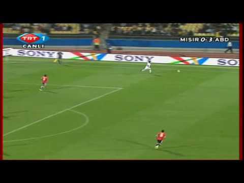 Brazil vs Italy  (3 - 0) FIFA Confederations Cup South Africa 2009 2half 5