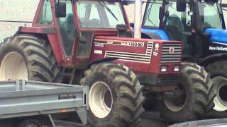 getlinkyoutube.com-Fiatagri 160-90 Turbo DT