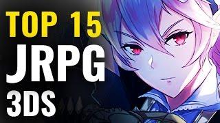 Best 3DS JRPG Video Games  |  Top Japanese RPGs