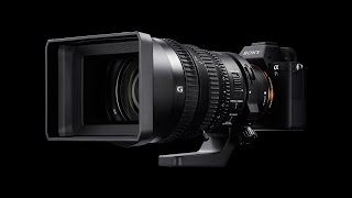 getlinkyoutube.com-Newsshooter at IBC 2015: Sony A7s II camera in-depth interview