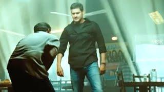 getlinkyoutube.com-Mahesh Babu Fight Scene With Police @ Bar - Bussiness Man Tamil Movie Scene