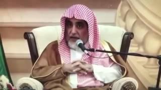 بكاء معالي الشيخ صالح آل الشيخ من موقف لابن رجب
