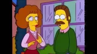 Ned Flanders el asesino (completo) - Los Simpson