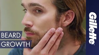 getlinkyoutube.com-Beard Growth and Hair Follicle Information | How to Shave