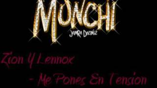 getlinkyoutube.com-Zion Y Lennox - Me Pones En Tension