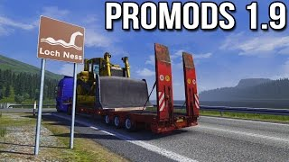 getlinkyoutube.com-ProMods 1.9 (Euro Truck Simulator 2)