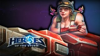 getlinkyoutube.com-♥ Heroes of the Storm (A-Z Gameplay) SGT. Hammer (HoTs Quick Match)