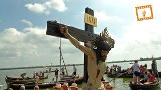 Encuentro de Cristos Crucificados en la Albufera - Año Jubilar Cristo Salud el Palmar