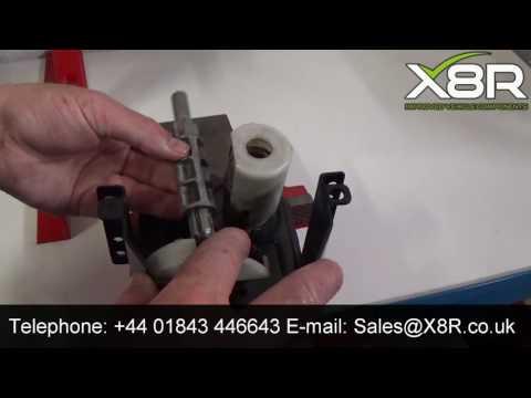 Ford Galaxy Seat Alhambra VW Sharan Spare Wheel Carrier Mechanism Gear Repair Fix Kit