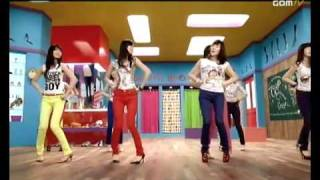 getlinkyoutube.com-[HQ] SNSD - Gee - Dance Version (with original background)
